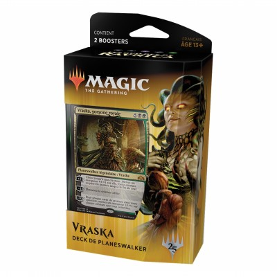 Decks Magic the Gathering Les Guildes de Ravnica - Planeswalker - Vraska, Gorgone Royale