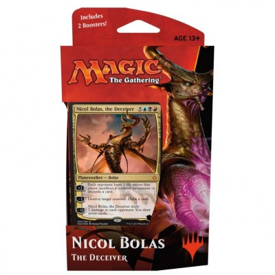 Decks Magic the Gathering Hour of Devastation - Planeswalker - Nicol Bolas, The Deceiver