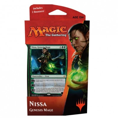 Decks Magic the Gathering Hour of Devastation - Planeswalker - Nissa, Genesis Mage