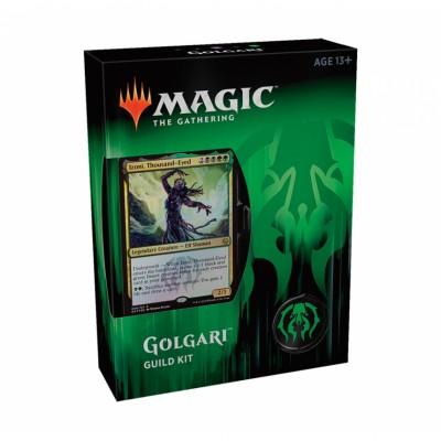 Coffrets Magic the Gathering Guilds of Ravnica - Kit de Guilde - Golgari