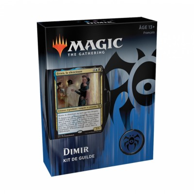 Coffrets Magic the Gathering Les Guildes de Ravnica - Kits de Guilde - Dimir