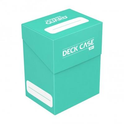 Boites de Rangements Accessoires Pour Cartes Deck Case 80+ - Turquoise