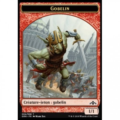 Tokens Magic Jeton - Les Guildes de Ravnica - (04/08) Gobelin