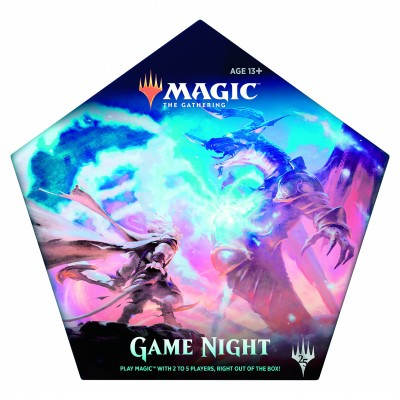 Coffrets Magic the Gathering Game Night 2018
