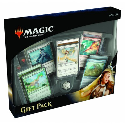 Coffret Magic the Gathering Core Set 2019 - Gift Pack 2018