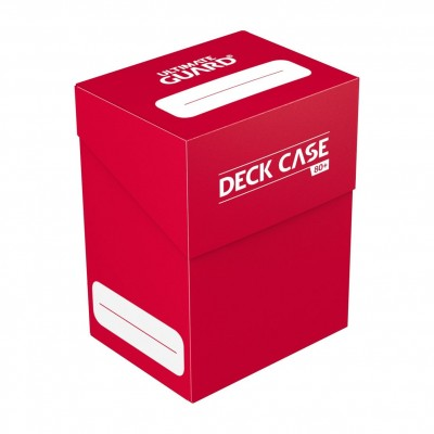 Boites de Rangements  Deck Case 80+ - Rouge