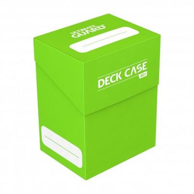 Boites de Rangements Accessoires Pour Cartes Deck Case 80+ - Vert Clair