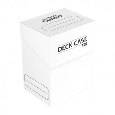 Boite de Rangement Deck Case 80+ - Blanc