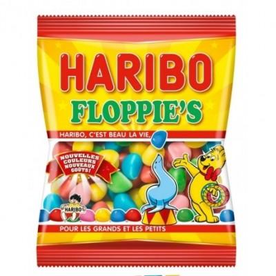 Confiseries  Bonbon - Floppies - Haribo