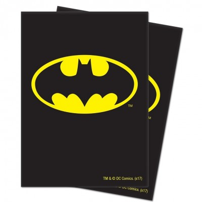 Protèges Cartes illustrées  65 Pochettes - Batman