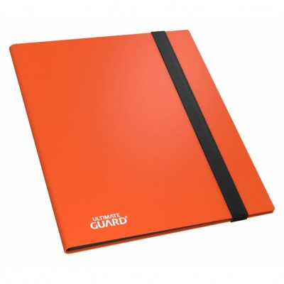 Classeurs et Portfolios  FlexXfolio A4 - 9 Cases - Orange