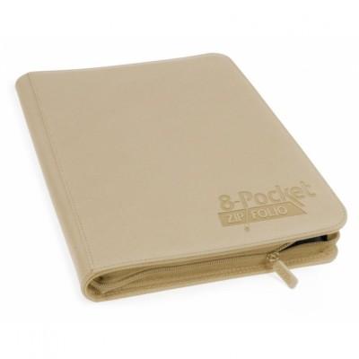 Classeurs et Portfolios  Zipfolio 8 Cases - Xenoskin - Beige
