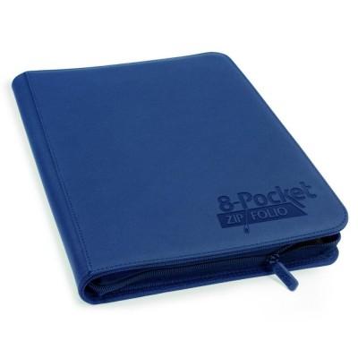 Classeurs et Portfolios  Zipfolio 8 Cases - Xenoskin - Bleu Marine