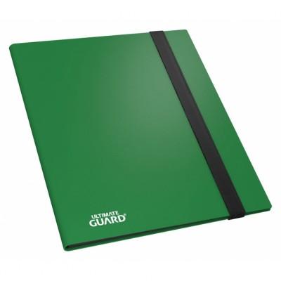 Classeurs et Portfolios  Flexxfolio A4 - 9 Cases - Vert