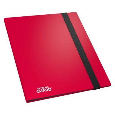 Classeurs et Portfolios Flexxfolio A4 - 9 Cases - Rouge