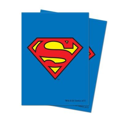 Protèges Cartes illustrées 65 Pochettes - Superman