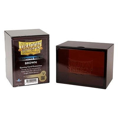 Boites de Rangements  Gaming Box - Marron
