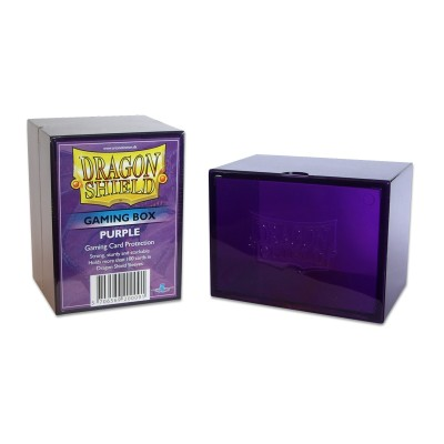 Boites de Rangements  Gaming Box - Violet
