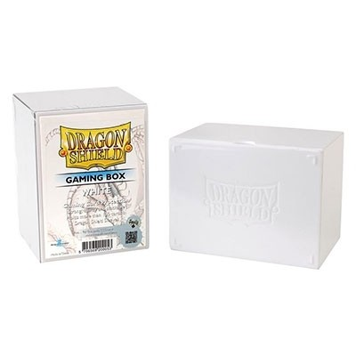 Boites de Rangements  Gaming Box - Blanc