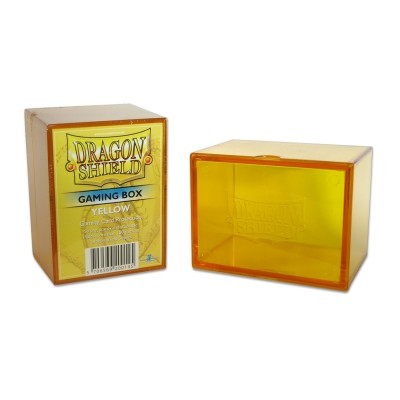 Boites de Rangements  Gaming Box - Jaune