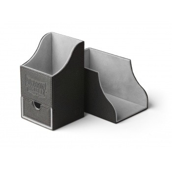 Boites de Rangements Nest 100+ Deck Box Dice Tray - Black Light Grey