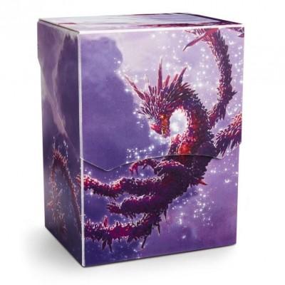 Boites de rangement illustrées  Deck Shell - Clear Purple Racan