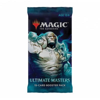 Boosters Magic the Gathering Ultimate Masters