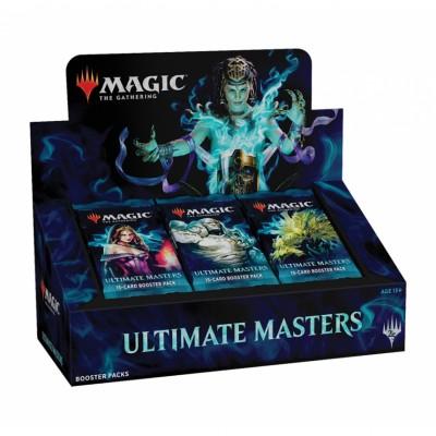 Boites de Boosters Ultimate Masters - Boite De 24 Boosters