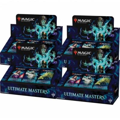Boites de Boosters Ultimate Masters - Boite De 24 Boosters - Lot de 4