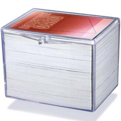 Boites de Rangements Card Storage Box 150 - Super Clear