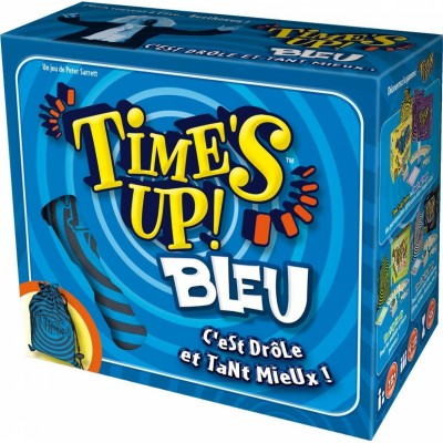 Time's up Petits Jeux Time's Up! Bleu