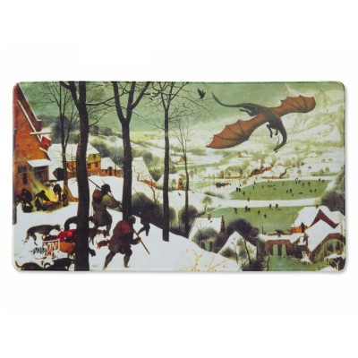 Tapis de Jeu Play Mat - Hunters in the Snow