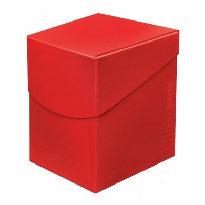 Boites de Rangements Deck Box - Eclipse Pro 100+ - Apple Red