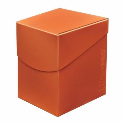 Boite de Rangement  Deck Box - Eclipse Pro 100+ - Pumpkin Orange