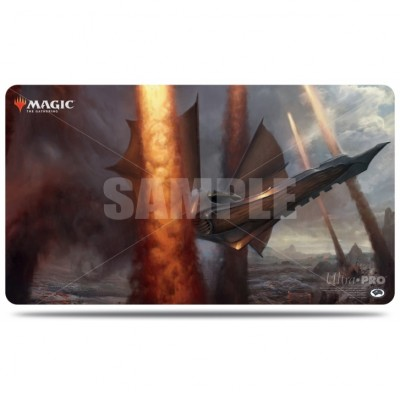 Tapis de Jeu Magic the Gathering Ultimate Masters - Playmat - V5 - Seismic Assault