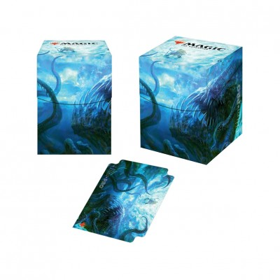 Boites de rangement illustrées  Ultimate Masters - Deck Box 100+ - V2 - Dark depths