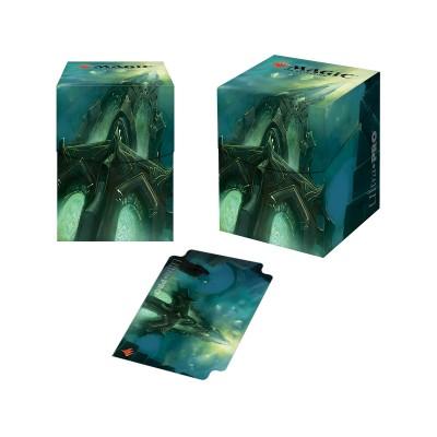 Boites de rangement illustrées Ultimate Masters - Deck Box 100+ - V3 - Mana Vault