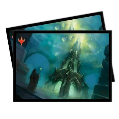 Protèges Cartes illustrées Ultimate Masters - 100 Pochettes - V3 - Mana Vault