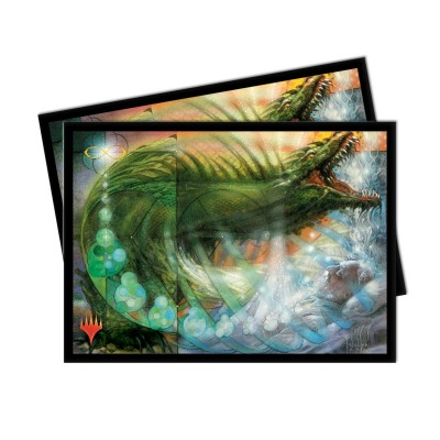 Protèges Cartes illustrées  Ultimate Masters - 100 Pochettes - V4 - Pattern of rebirth