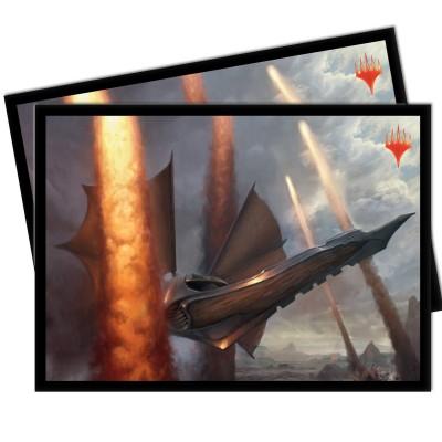 Protèges Cartes illustrées Ultimate Masters - 100 Pochettes - V5 - Seismic Assault