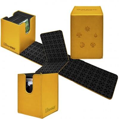 Boite de rangement illustrée Alcove Flip Box - Gold