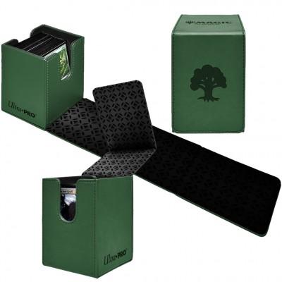 Boite de rangement illustrée Alcove Flip Box - Forest