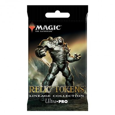 Booster Magic the Gathering Relic Tokens - Lineage Collection