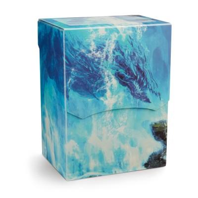 Boites de rangement illustrées Deck Shell - Baby Blue Bethia