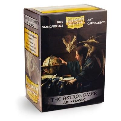 Protèges Cartes illustrées 100 pochettes - The Astronomer