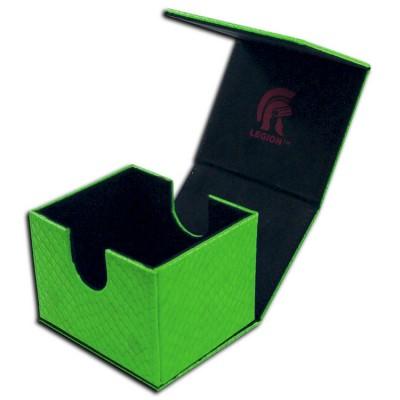 Boites de Rangements  Deck Box - Dragon Hide - Hoard V2 - Green