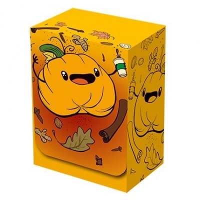 Boites de rangement illustrées Deck Box - Pumpkin Spice