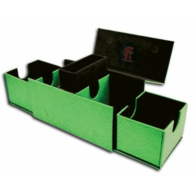 Boites de Rangements Deck Box - Dragon Hide - Vault V2 - Green