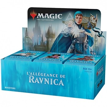 Boites de Boosters Magic the Gathering L'Allégeance de Ravnica