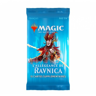 Boosters Magic the Gathering L'Allégeance de Ravnica